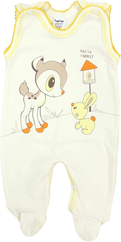 Paquete de 5 uds TupTam Peleles Estampados para Beb/és