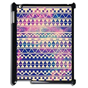 Aztec Tribal Pattern Use Your Own Image Phone Case for Ipad2,3,4,customized case cover ygtg537633