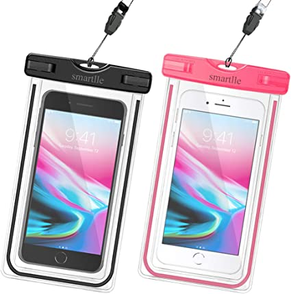 Waterproof Dry Pouch Bag Case Cover Phone Holder Accessory for Cell Phones
