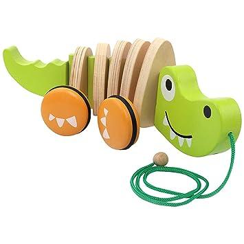 Hape E0348 Spielware Krokodil Croc NEU