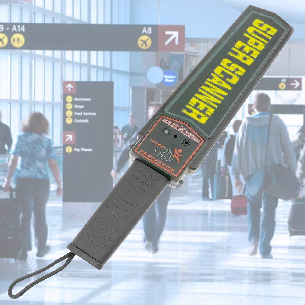 Cablematic Detector de metales con doble nivel de sensibilidad: Amazon.es: Electrónica