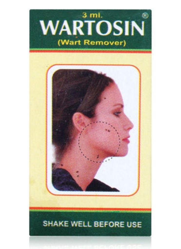 Wartosin Wart Remover Ayurvedic 3ml by ESVEE