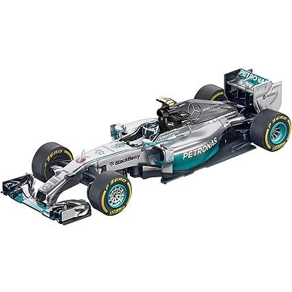 Carrera 20027494 Evolution Mercedes-Benz F1 W05 Hybrid N Rosberg, No.6, Fairways Slot Cars at amazon