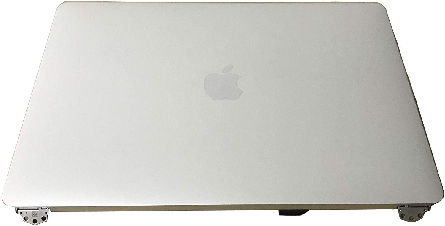 New Silver for MacBook Pro 13 A1989 2018 2019 MR9Q2 EMC 3214 LCD Screen Retina Display Assembly