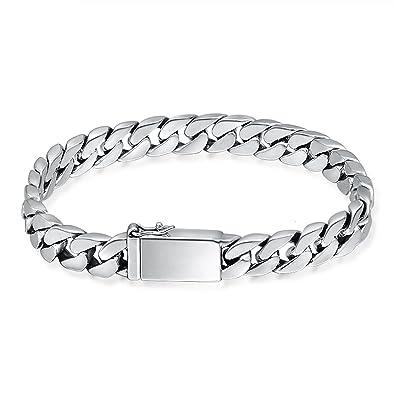 bracelet argent chaine