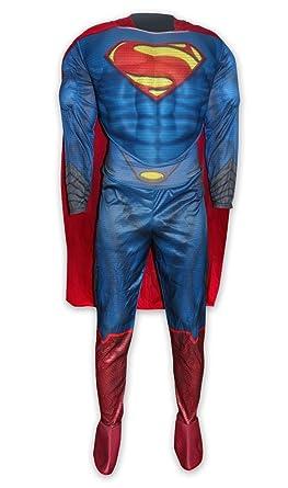 Close Up Man of Steel Deluxe Disfraz Superman (para Adultos ...