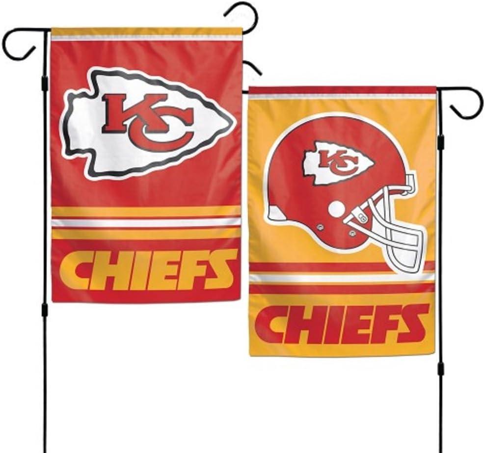 Kansas City Chiefs 11''x15'' Garden Flag