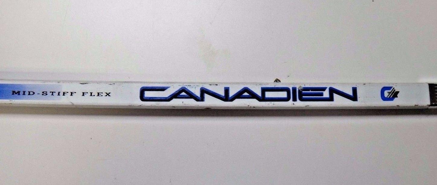 Dennis Salard Autographed Signed Hockey Stick Canadien 6001 JSA Authentic