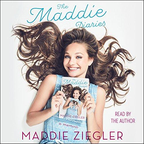 The Maddie Diaries: A Memoir by Simon & Schuster Audio
