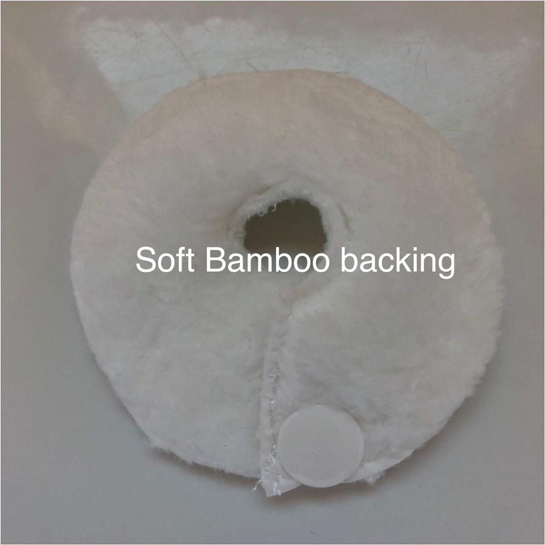 Feeding Support G//J Tube Sellers Random Pick Girls 12 Soft Organic Backing Pads