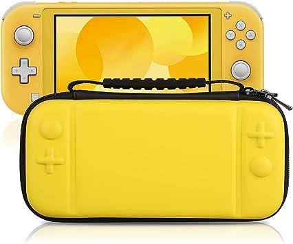 EEEKit Funda de Transporte Compatible con Nintendo Switch Lite, Funda de Viaje portátil rígida Funda Protectora para Consola Nintendo Switch Lite y Accesorios: Amazon.es: Electrónica