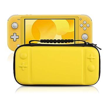 Housse de transport compatible avec Nintendo Switch Lite, housse de  protection portable pour étui de transport rigide, housse de protection  pour