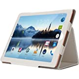 PADGENE 10.1'' Inch Tablet Case - Ultra Slim Lightweight Smart Cover for PADGENE 10.1 Inch Tablet T8 T9 with Stand Function(Premium PU Leather)