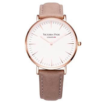 aa8f673e60593 Homme Montre-bracelet de tout amateur de montres Or rose Coque Unisexe  montre à quartz