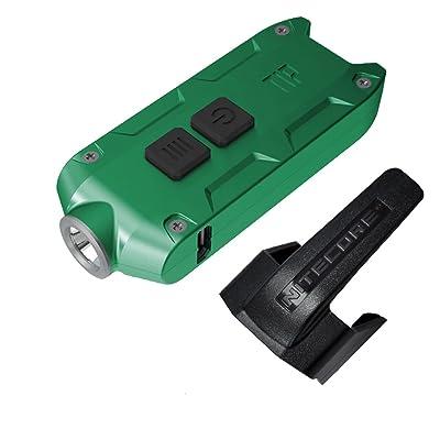 Nitecore Pointe 360lumens Lumière rechargeable USB Porte-clés lampe de poche