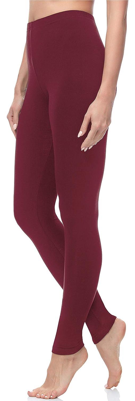 Merry Style Leggins Pantalones Largos Pantalón Deportivas Mujer MS10-143