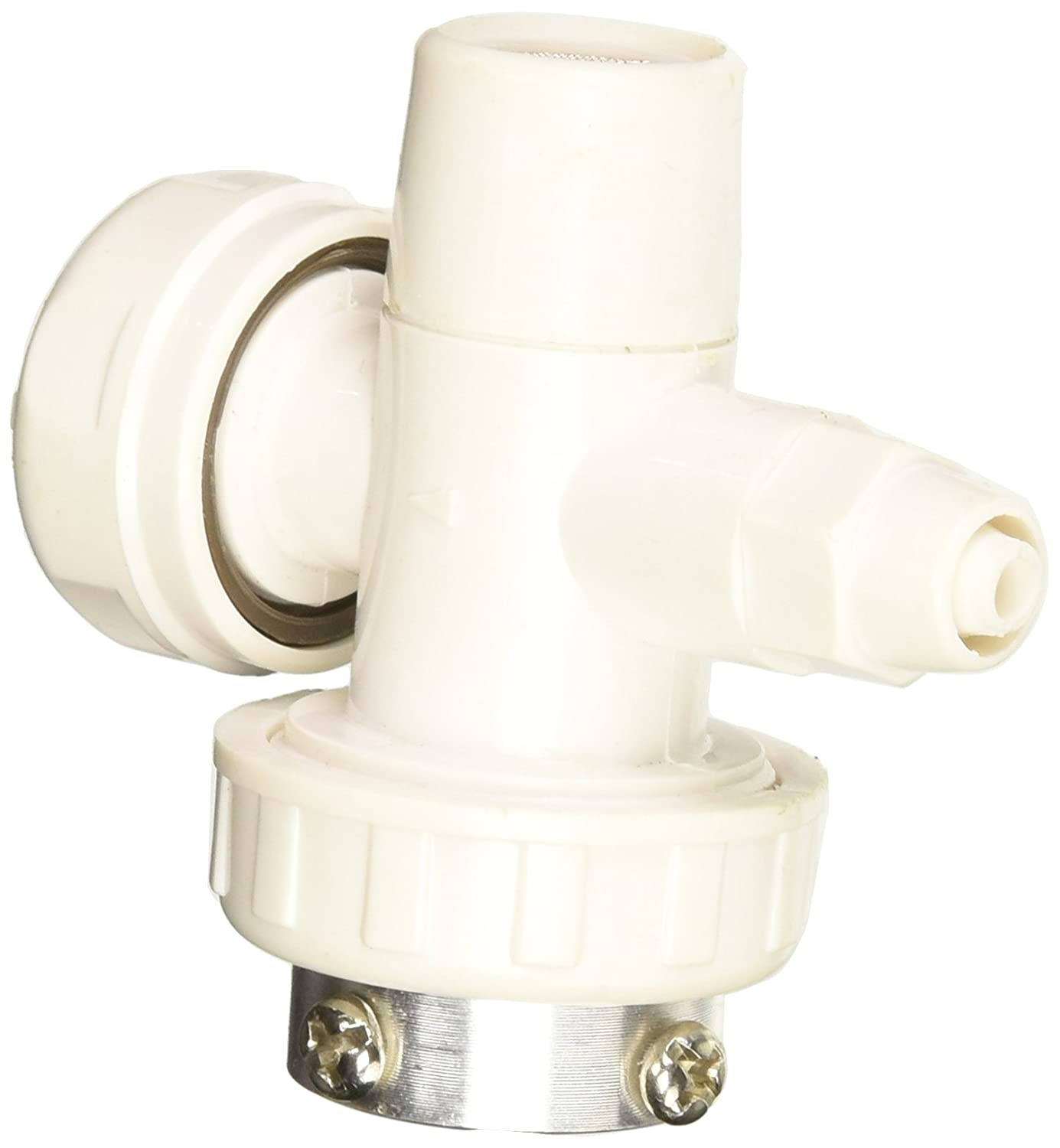 White Dragonmarts Co White // Uxcell a12080800ux0701 Ltd Uxcell Plastic Kitchen Cartridge Tap Water Purifier Filter