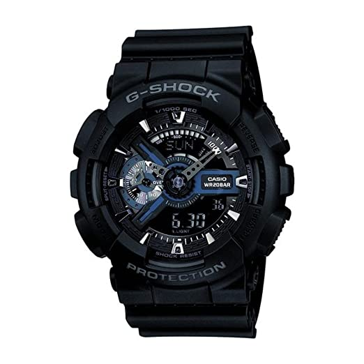 Casio G-Shock Men s Watch GA-110-1BER  Amazon.co.uk  Watches 76058930ec45