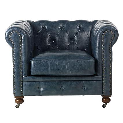 Gordon Tufted Chair, 32u0026quot;Hx42.5u0026quot ...
