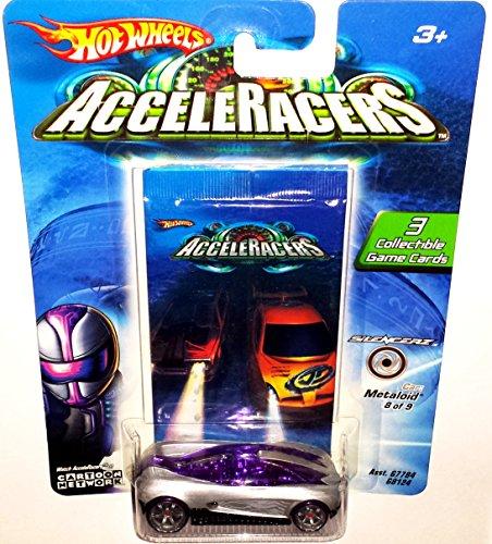 Mattel METALOID Die-Cast Car / Hot Wheels AcceleRacers / ...