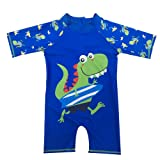 TAIYCYXGAN Baby Toddler Boys Dinosaur Rashs Guard