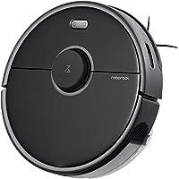 Roborock S5 Max (Black) Robotic Vacuum Cleaner, Self-Charging Robotic Vacuum, Lidar Navigation, Selective Room Cleaning…
