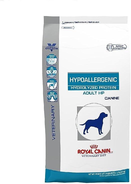 ROYAL CANIN Alimento para Perros hidrolizado hipoalergénico de proteínas 7.7 LB