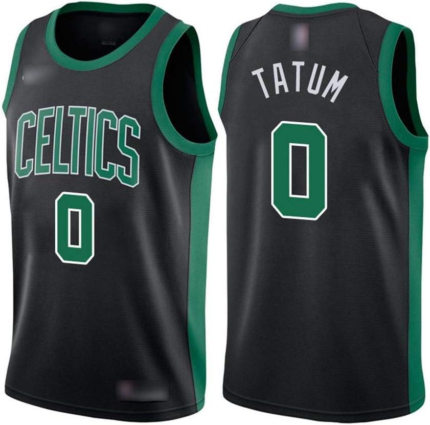Boston Celtics Manches Unisexe Retro Court Basketball Fan Jersey Gym Gilet Hauts De Sport,Grey-S Maillots De Basket-Ball Hommes T-Shirts Sweatshirts