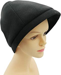 Migraine Relief Hat- Ice Pack for Headaches and Tension Relief Cold Therapy Hat (Black migraine hat)