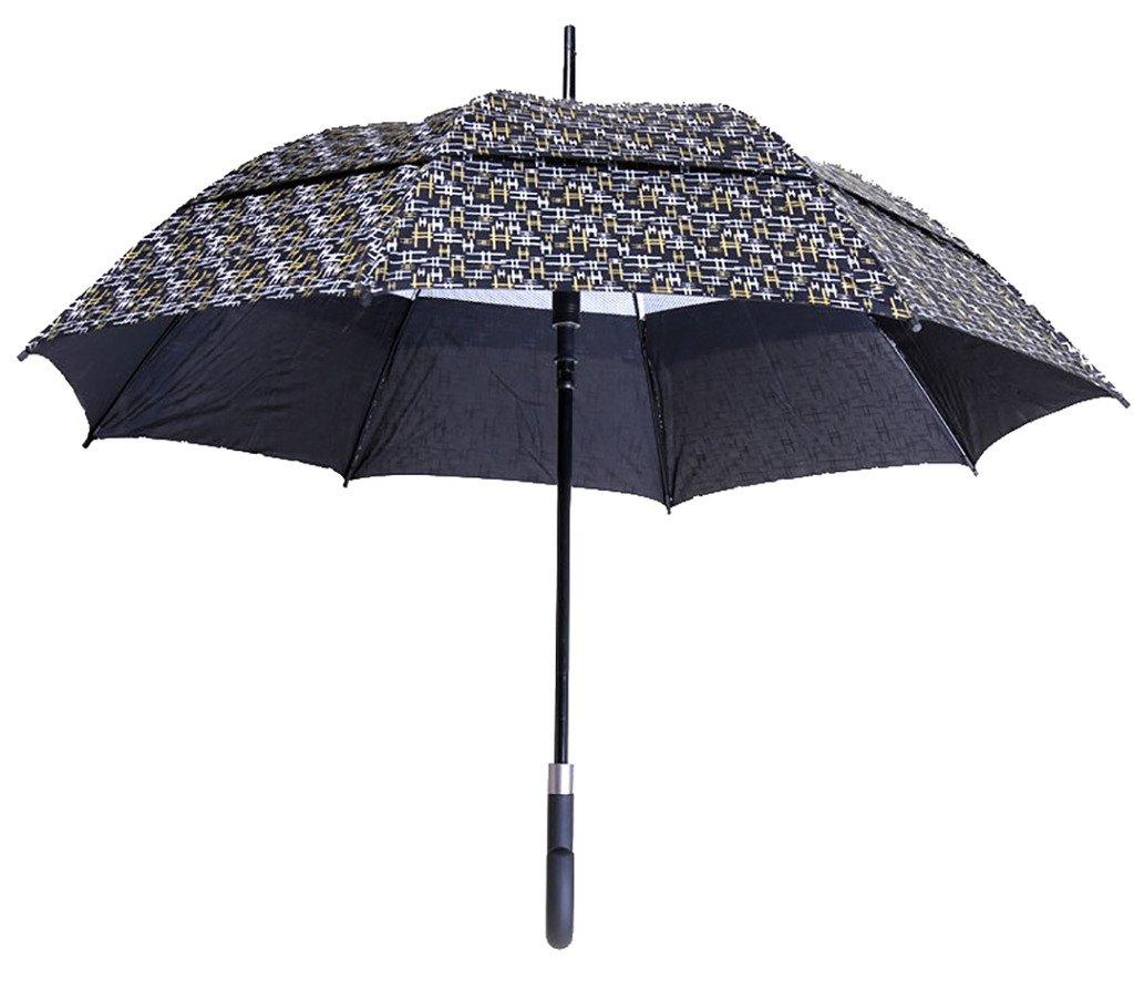 Generic Large-size Travel Umbrella Size 60inch Color Black