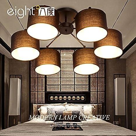 Montaje de luces de techo LED Lámpara de techo para ...