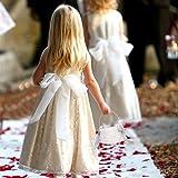TRUE LOVE GIFT Silver Gray Wedding Bridal Ring