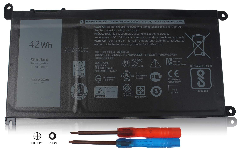 Bateria Wdx0r Wdxor Dell Inspiron 13 5368 5378 5379 7368 737
