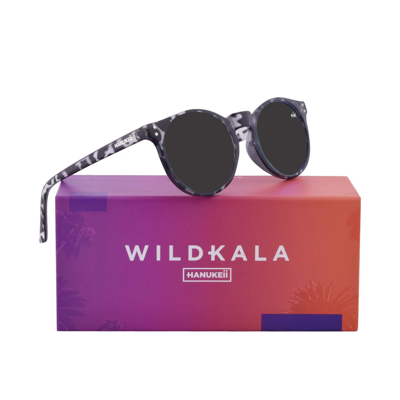 51 Mixte Adulte Gris Hanukeii Wildkala White Tortoise Montures de lunettes