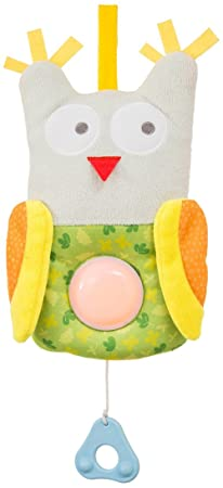 Taf Toys Musical Sleepy Owl