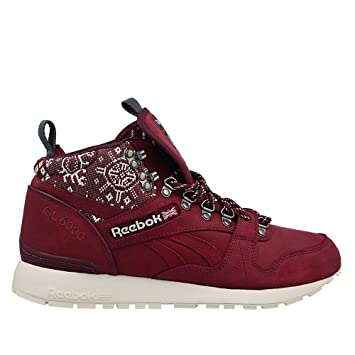 Reebok GL 6000 Mid SG Herren Sneaker Winter rot: