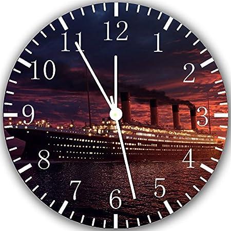 RMS Titanic Clock 10\