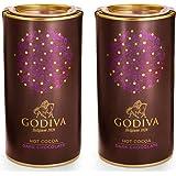 Godiva Dark Chocolate Hot Cocoa Can, 14.5-Ounces, 2 pack