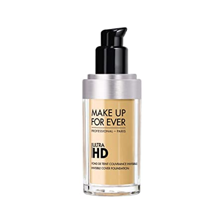 MAKE UP FOR EVER Ultra HD Invisible Cover Foundation 120 Y245 – Soft Sand