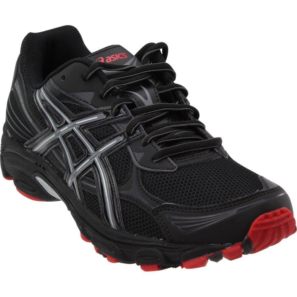 ASICS Mens Gel Vanisher Running Shoes B071HWM8JT 7 D(M) US Black/Stone/Classic Red