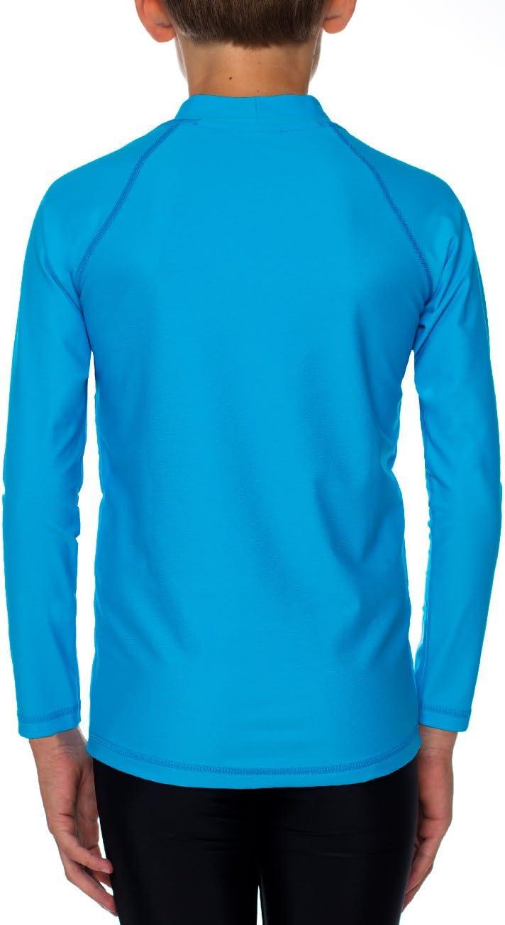 T-Shirt anti-UV Mixte enfant iQ-UV UV 300 Shirt Kids LS