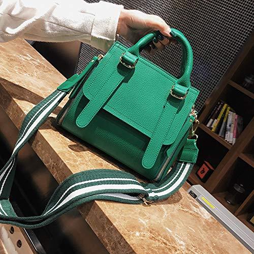 Yang A Hong colore A Tracolla Spalla Borsa Grande Fx Tai Dimensioni 25xx20x12cm Con Mano Capienza EdIqPw7HWW
