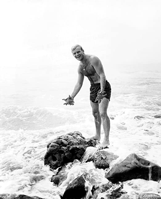 Amazon.com: Posterazzi Aldo Ray 1952 Photo Poster Print, (8 x 10 ...