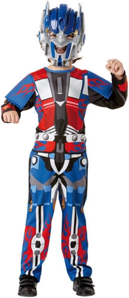 Disfraz Transformers Optimus Prime Transformer disfraz de ...