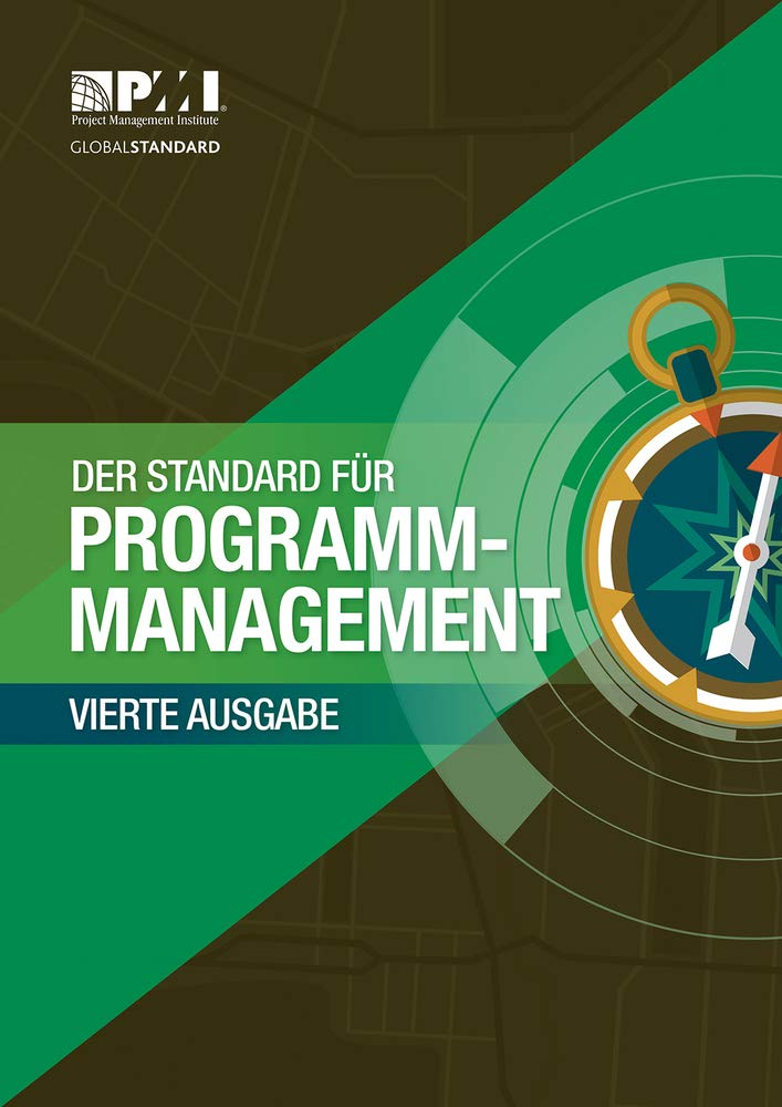 The Standard For Program Management   Fourth Edition  German