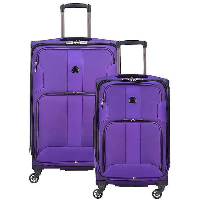 Amazon.com: Delsey Equipaje Sky Max 2 piezas Set de equipaje ...