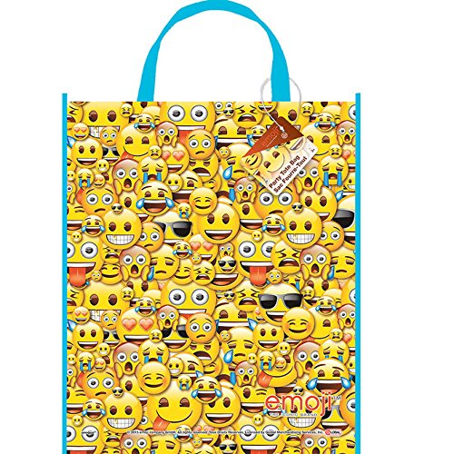 LOL Emoji Happy Birthday Party Supplies and Balloons Bundle