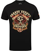 Official OCC T Shirt Orange County Choppers POKER RUN Motorcycle All Sizes