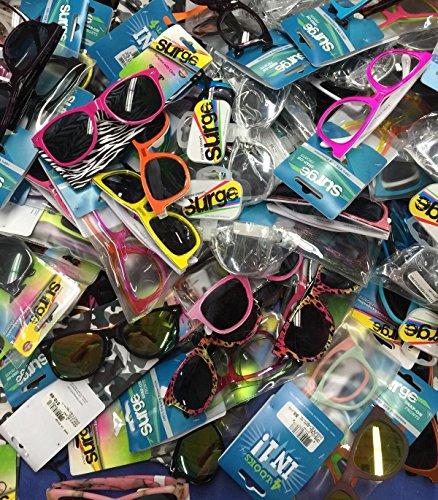 Wholesale Lot of 20- Foster Grant Surge Sunglasses 100% UVA & UVB - Sunglasses Lot 100 Wholesale
