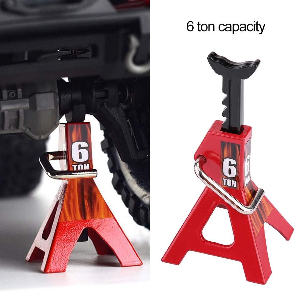 Rosvola Jack Stands Mini Metallst/änder Reparaturwerkzeug